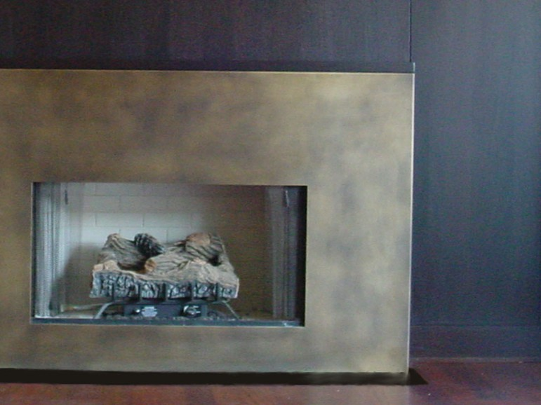 millwork fireplace